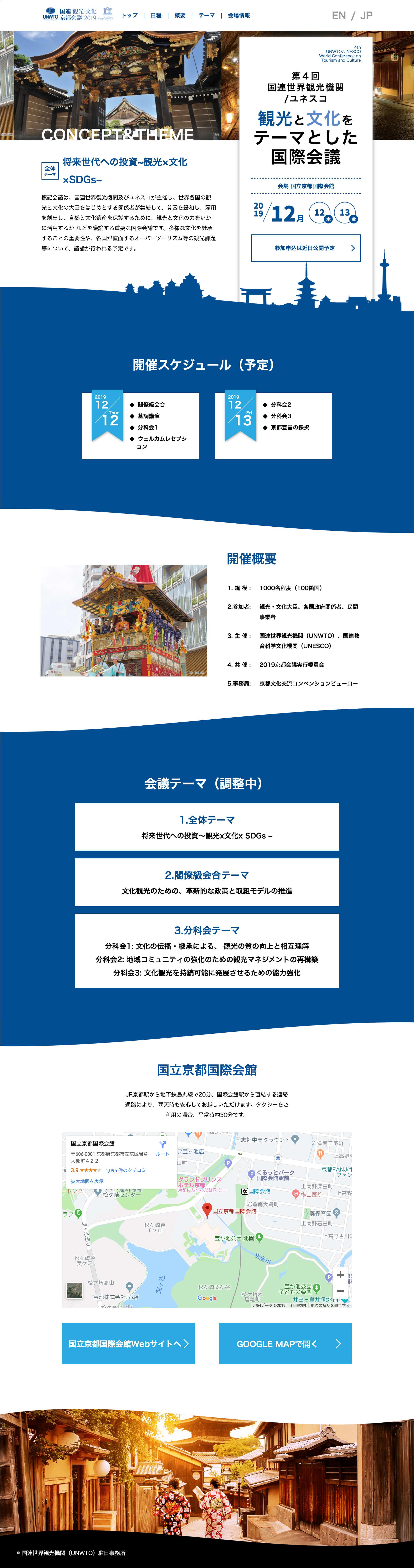 京都会議2019 LP